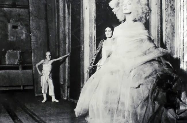Deborah Turbeville's 'Unseen Versailles'